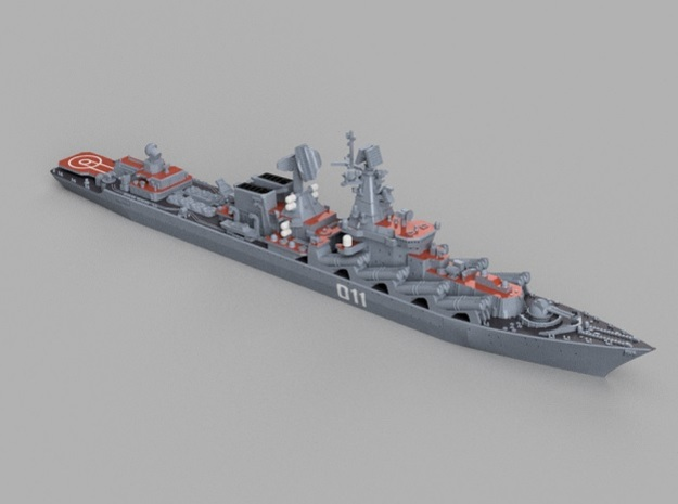 1/1250 RFS Varyag in Smooth Fine Detail Plastic