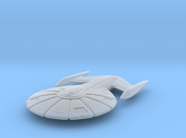 Insignia Class 1/10000 Attack Wing in Smooth Fine Detail Plastic