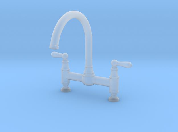 Deco Bridge Faucet  in Smooth Fine Detail Plastic