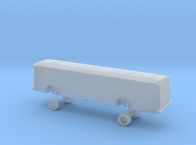 N Scale Bus Gillig Phantom MST 1801-1804 in Smooth Fine Detail Plastic