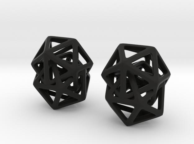 T Orb in Black Natural Versatile Plastic