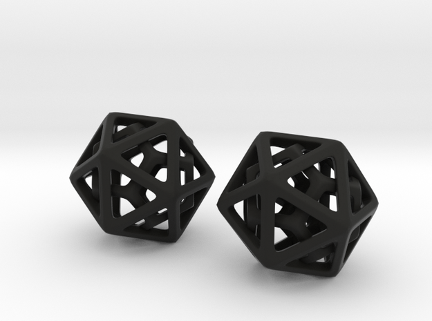 12 Wears 20 in Black Natural Versatile Plastic