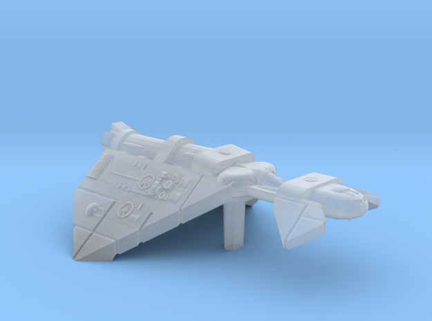 Guardian 344 Light Cruiser in Smooth Fine Detail Plastic