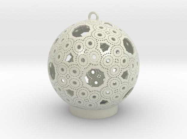 Celtic Ornament in Glossy Full Color Sandstone