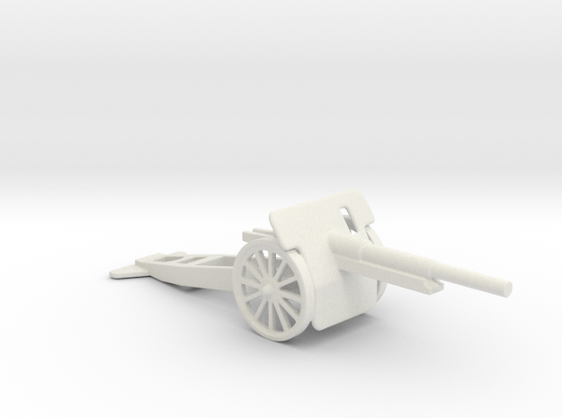 10cm Kanone m14 1/72