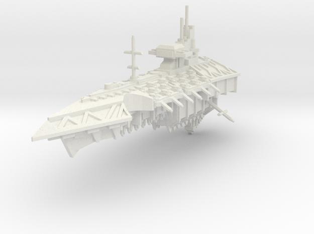 Crucero clase Carniceria in White Natural Versatile Plastic