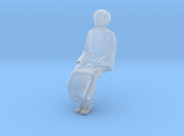 1/72 Scale Figure for Bandai Millennium Falcon in Smooth Fine Detail Plastic