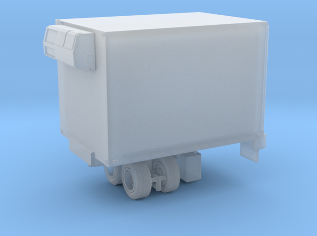 1/87 Scale Transit Reefer Expeditor in Smooth Fine Detail Plastic