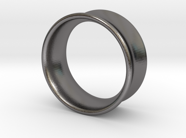 concavo in Polished Nickel Steel