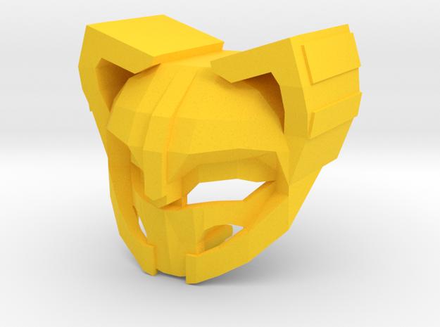 kafai G1 in Yellow Processed Versatile Plastic
