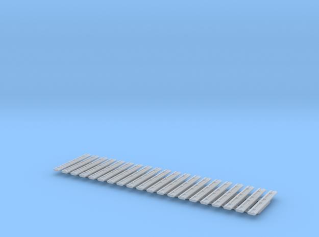 Lasche 10x für Code 125 Schienen in Smooth Fine Detail Plastic