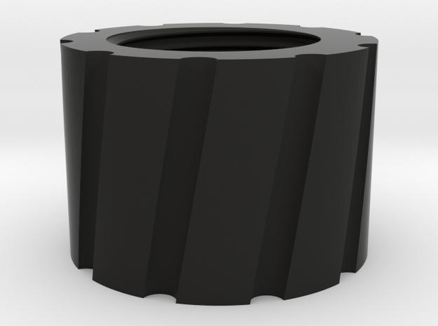 Thread Saver 2 in Black Natural Versatile Plastic