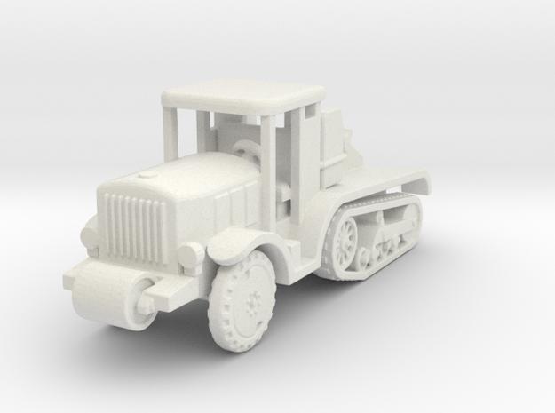 Minerva-FN-Kegresse Belgian tractor  1:87