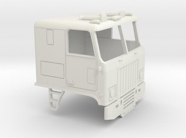 1/50 1980-88 GMC Astro 95-Chevrolet Titan 90 Cab in White Natural Versatile Plastic