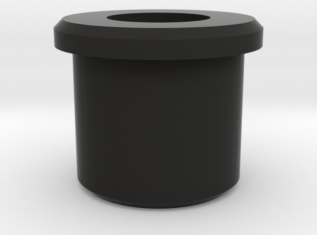 Shock spring retainer SCX10 for Losi mini springs  in Black Natural Versatile Plastic