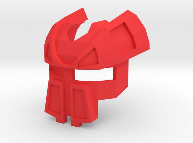 arthorn G3 in Red Processed Versatile Plastic