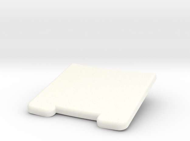 1.4 A10 ACE II SEAT (E) in White Processed Versatile Plastic