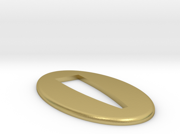 Seppa  1.5 mm  in Natural Brass