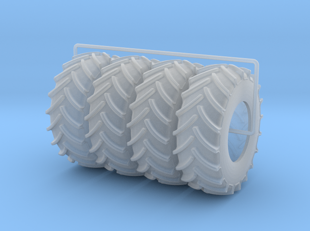 710-70R38 4-Pack in Smooth Fine Detail Plastic