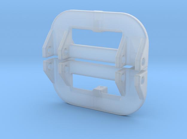 Schnellwechsler Herpa Radlader L580 in Smooth Fine Detail Plastic