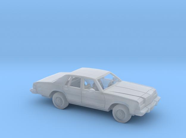 1/87 1977-78 Buick LeSabre Sedan Kit in Smooth Fine Detail Plastic