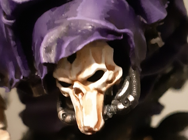 Death Mask Imperial Knight Scale