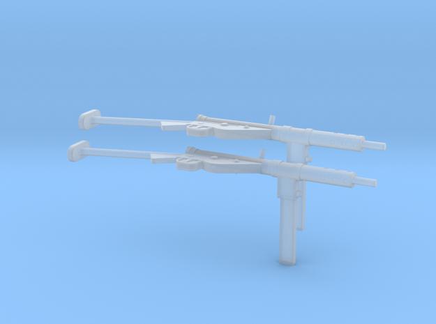 Sten mk2 (x2) 1:24 scale