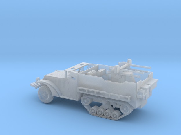 1/144 Scale M16 HalfTrack in Smooth Fine Detail Plastic