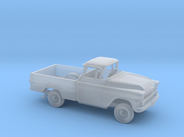 1/160 1958 Chevrolet Apache Regular Bed Kit in Smooth Fine Detail Plastic