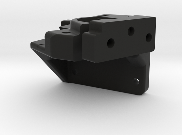 D-Bot Nimble Mount in Black Natural Versatile Plastic