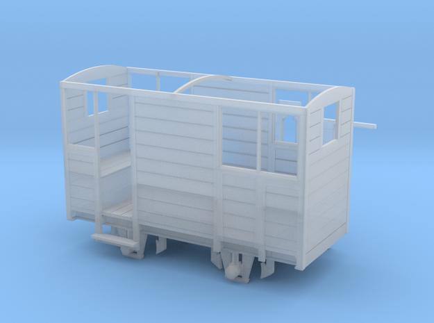RNAD Brake Van - W&L 212 Rebuilt in Smoothest Fine Detail Plastic