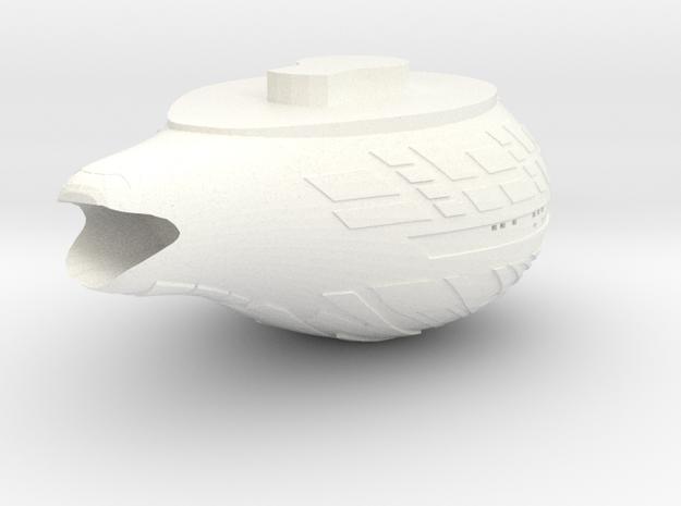 1400 ktinga bridge bulb in White Processed Versatile Plastic