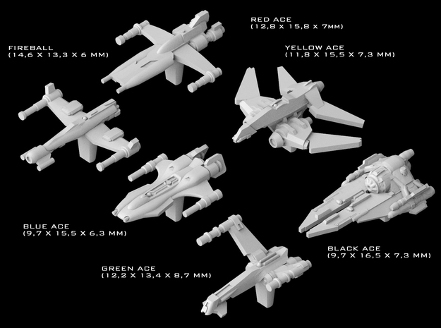 (Armada) Aces Squadron