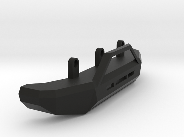 Blackfoot Xtreme Bumper 3 in Black Natural Versatile Plastic