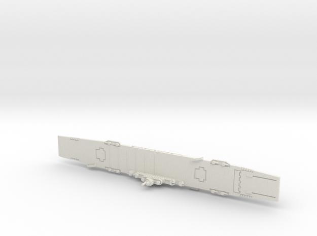 Rodina (Pr71A) CV 1/1800 in White Natural Versatile Plastic