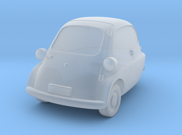 Isetta 300  1:87 HO in Smooth Fine Detail Plastic