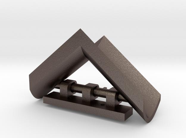 248™ SeasonPlow™ ECX Barrage Proline Ambush Season in Polished Bronzed-Silver Steel
