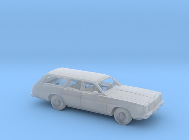 1/160 1977/78 Dodge Monaco Station Wagon Kit in Smooth Fine Detail Plastic