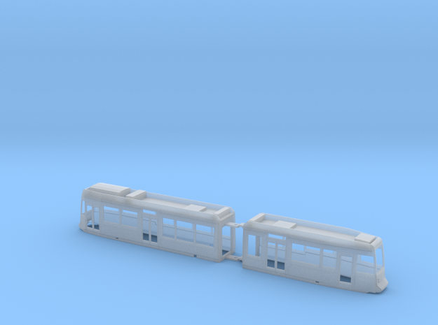 Leipzig Leoliner NGTW6-L in Smooth Fine Detail Plastic: 1:120 - TT