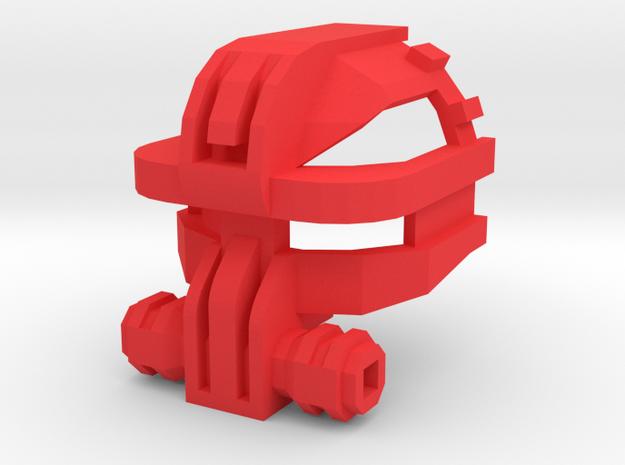 G3 kiril in Red Processed Versatile Plastic