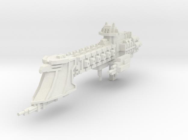 crucero ligero clase intrepido in White Natural Versatile Plastic