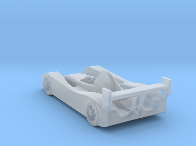 Audi R 10 TDI  1:120 TT in Smooth Fine Detail Plastic