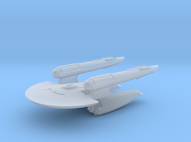 USS Newton (Discovery) - Attack Wing / 5cm - 2in