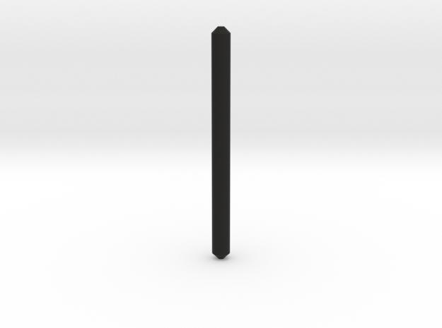 G36 Shoulder Stock Pin in Black Natural Versatile Plastic
