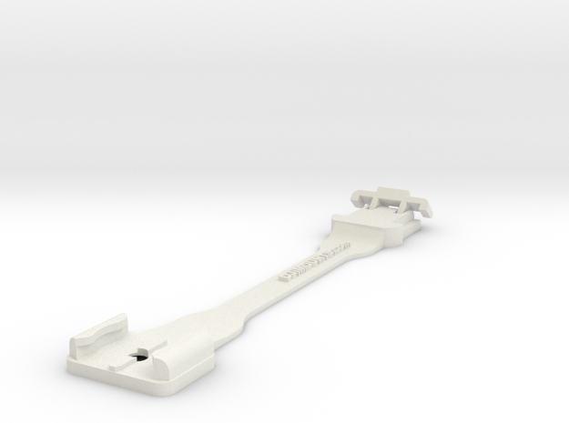 GoPro Stick Extender 20cm ... in White Natural Versatile Plastic