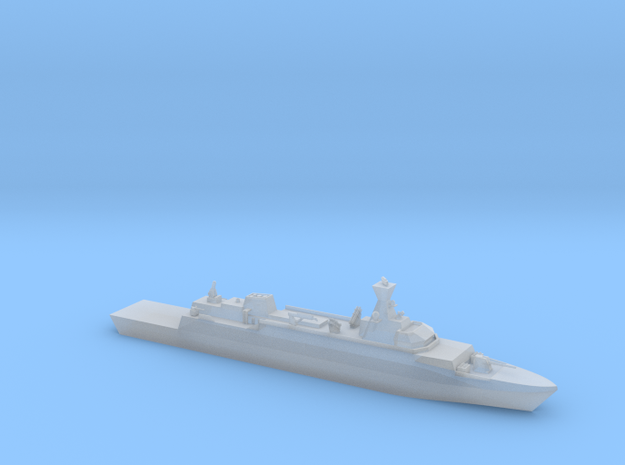 Leander Type 31e in Smoothest Fine Detail Plastic