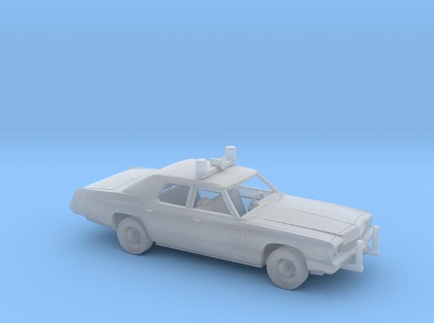 1/87 1974 Dodge Monaco Sedan Police  Kit in Smooth Fine Detail Plastic