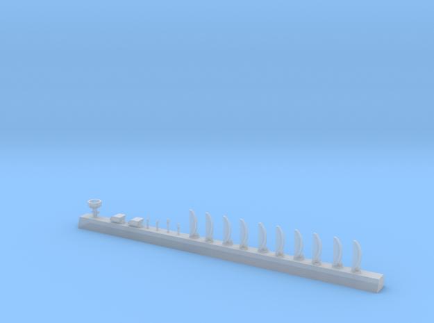 1/700 USS Luzon SPRU 2 METRIC