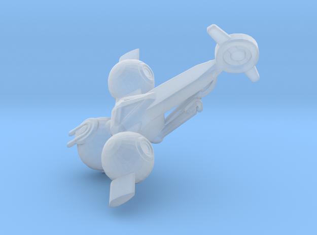 Bubble ship oblivion ver 2 in Smooth Fine Detail Plastic