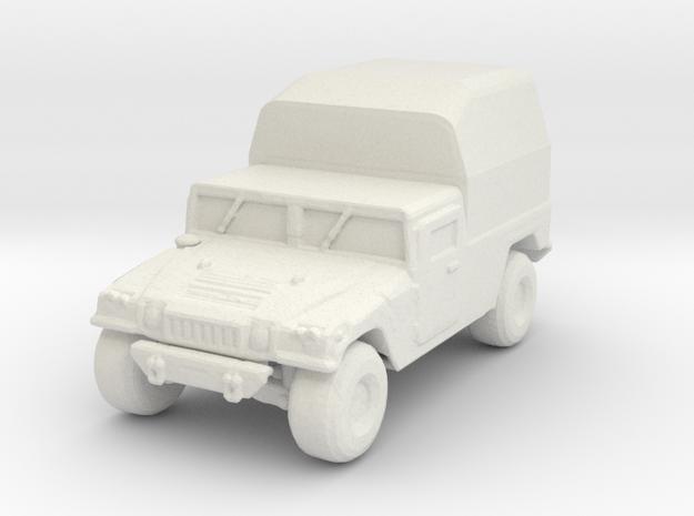 M1152 H-CGO 160 scale in White Natural Versatile Plastic